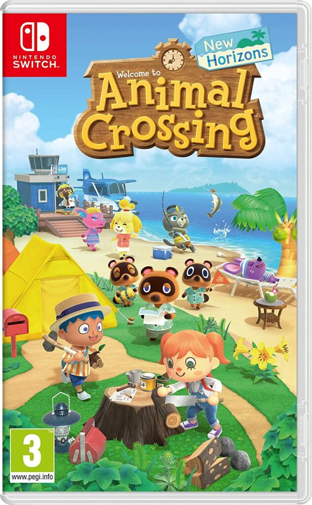 Animal Crossing,Nintendo Switch,game,Eid,Birthday,dad,fathers day,husband,brother,son,uncle,presents,UAE,Dubai,Abu Dhabi,gifts for him