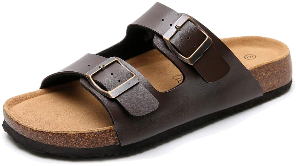arizona mens leather open toe summer sandals,Eid,Birthday,dad,fathers day,husband,brother,son,uncle,presents,UAE,Dubai,Abu Dhabi,gifts for him