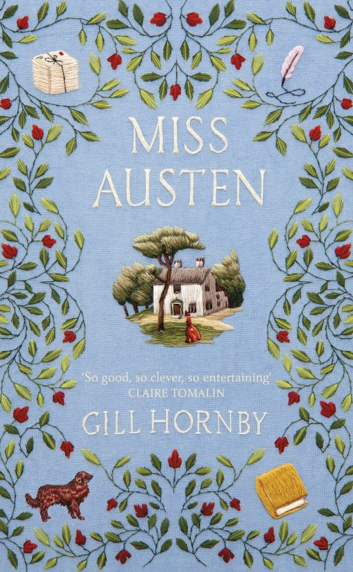 Miss Austen,book,author,Gill Hornby,gift,gifts,gifts for her,Dubai,UAE,Eid,Birthday,wedding,ideas,inspiration,2020