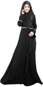 WOMENS Abaya,black,Islamic dress,Muslim,Muslimah,kaftan,kandora,Eid dress,Eid wear,Eid,Gift,UAE,Dubai,2020